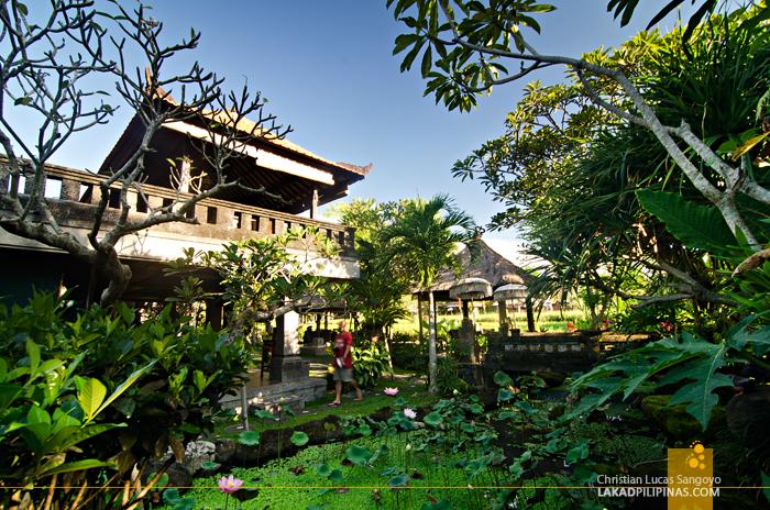 Bebek Tepi Sawah Villas Ubud Garden
