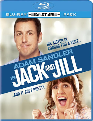 Jack and Jill 2011 Dual Audio ORG 720p BRRip 500Mb HEVC x265