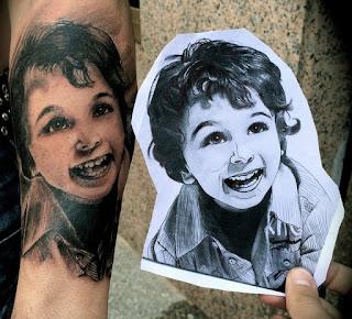 tatuaje retrato 8