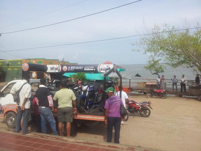 Estrategia de ventas con motocicletas Keeway
