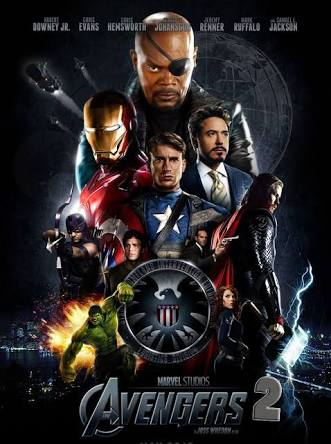 Avengers Age Of Ultron (2015) Dual Audio ORG Hindi BluRay 400MB 480p