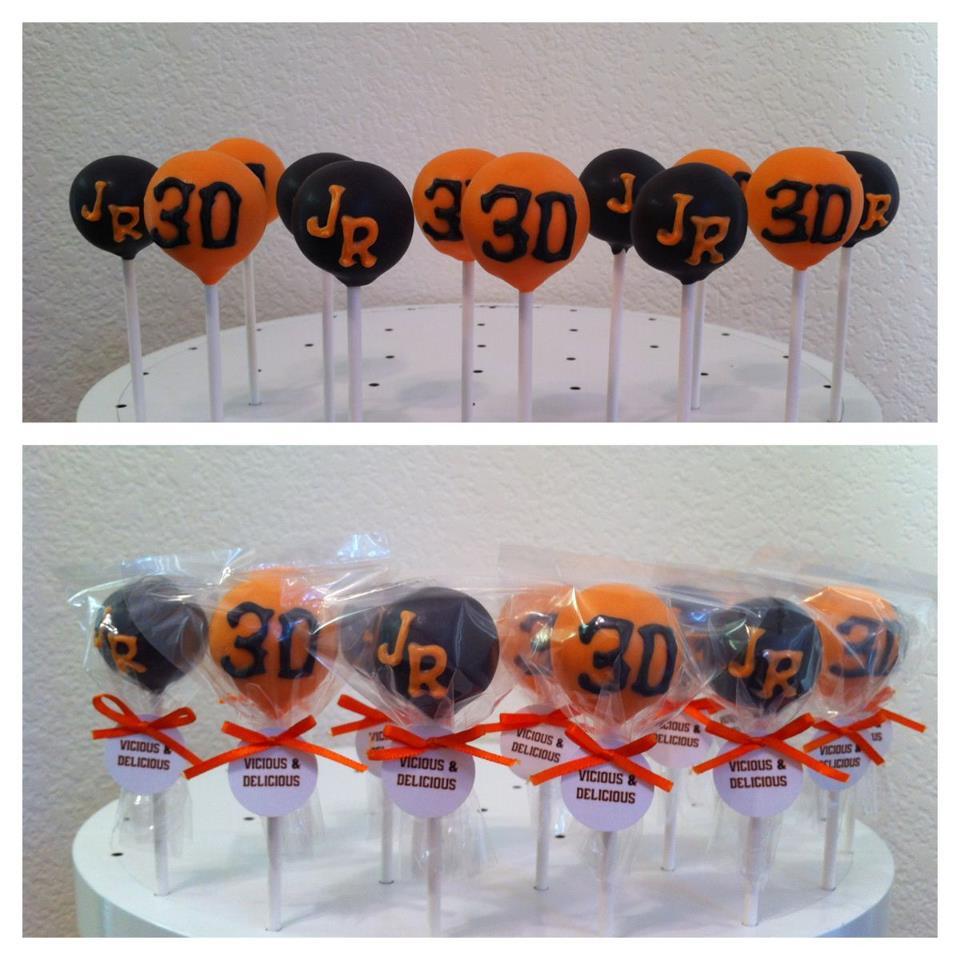 Vypassetti Cake Pops: December 2012