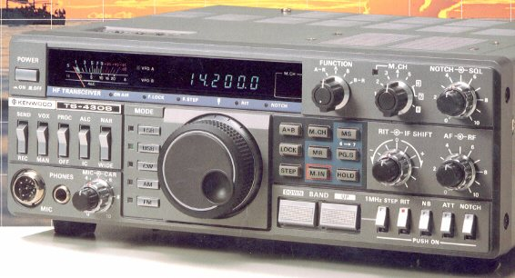 Kenwood TS-430X Multi Mode