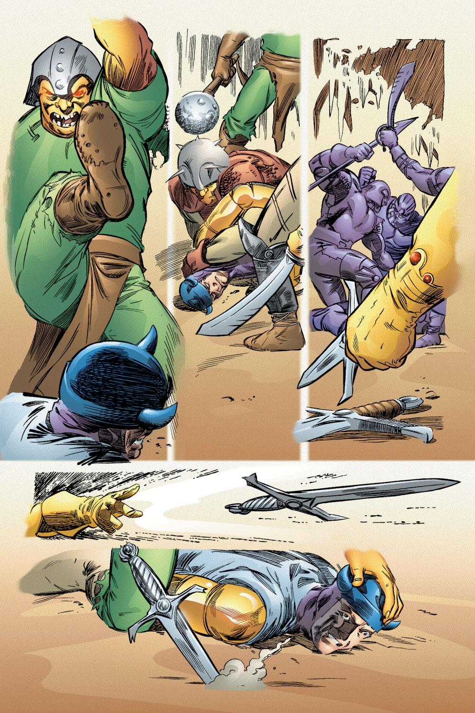 Thor (1998) Issue #44 #45 - English 12