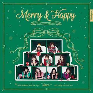 Download [Album] TWICE - Merry & Happy [MP3]