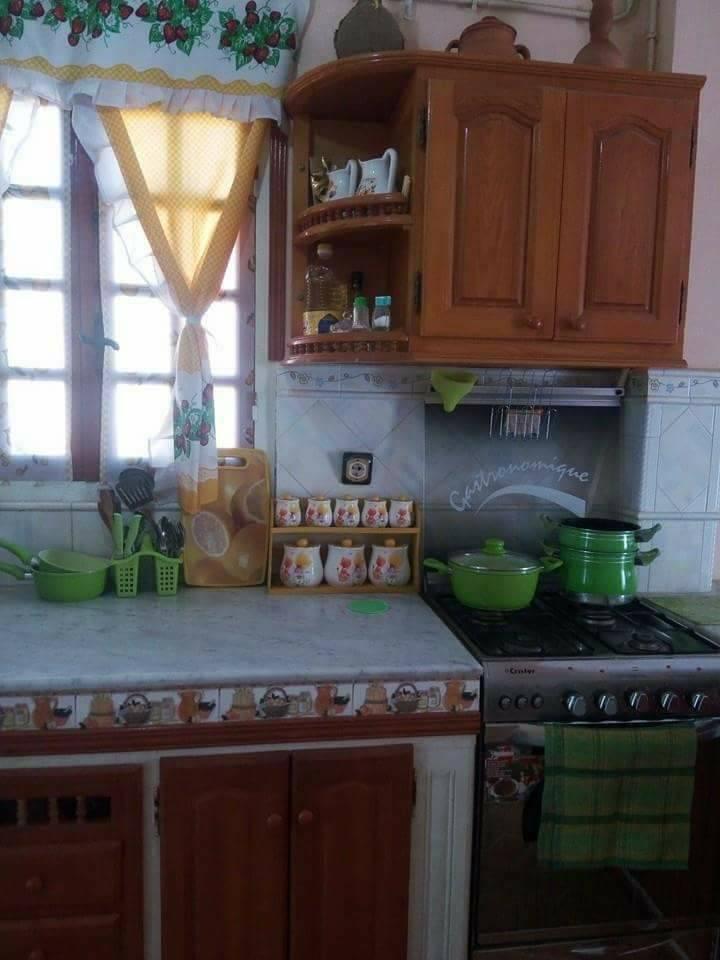 ديكورات مطابخ من بيوت جزائرية سلطانة