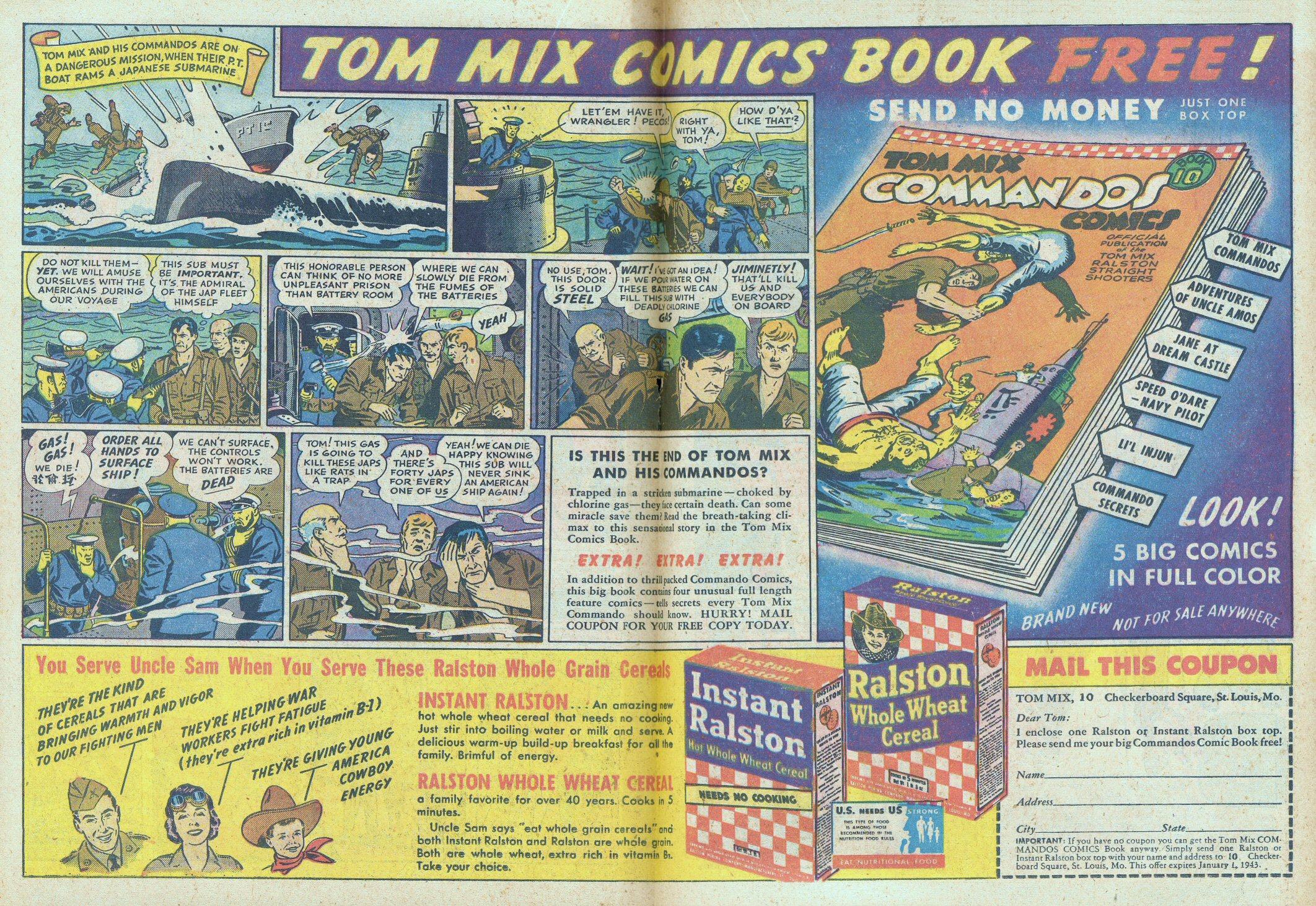 Read online All-Star Comics comic -  Issue #14 - 34