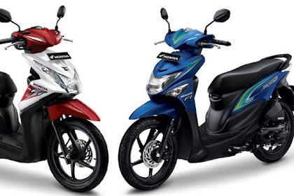 Harga Motor Matic Honda, Yamaha Naik Suzuki Tidak