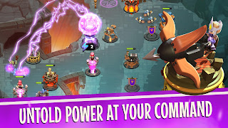 Download Castle Creeps TD v1.17.0 Mod Apk (Unlimited Money)