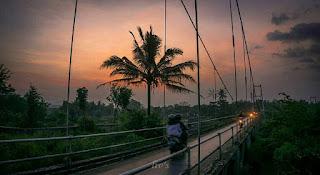 Jembatan Gantung Srowol
