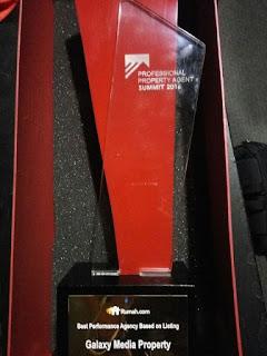 Penghargaan Acara Rumah.com