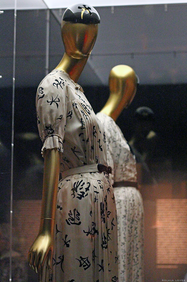 Chanel Dress at China Through The Looking Glass