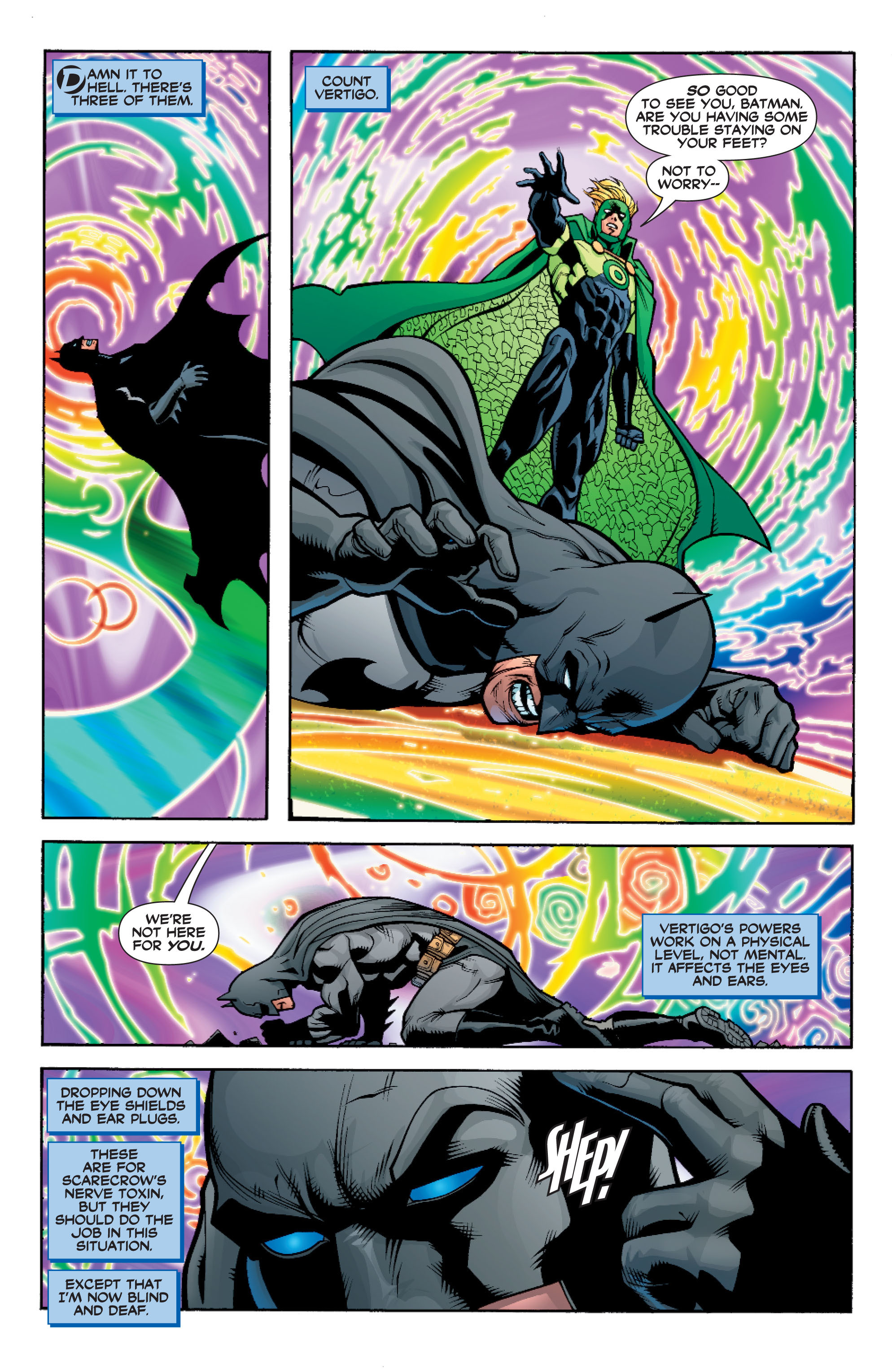 Read online Batman: Under The Red Hood comic -  Issue # Full - 238