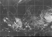 BREAKING: Powerful Typhoon Wutip Intensifies in Pacific Ocean #PhilippineAlert