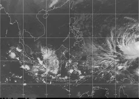 BREAKING: Powerful Typhoon Wutip Intensifies in Pacific Ocean #PhilippineAlert