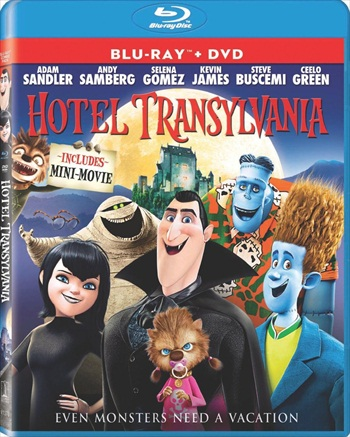Hotel Transylvania 2012 Dual Audio Hindi 720p BluRay 750mb