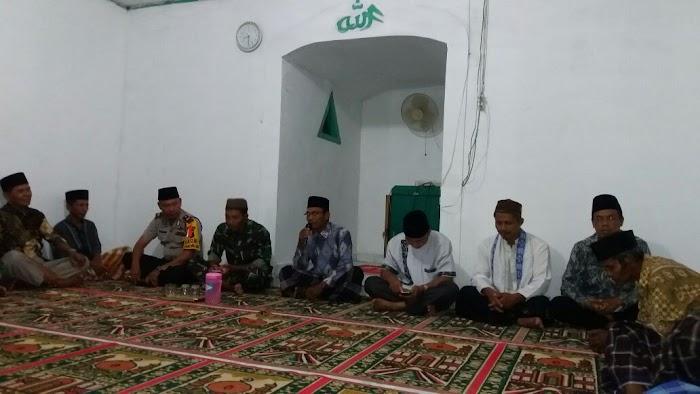 Kapolres Musi Rawas Ajak Memakmurkan Masjid.