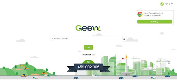 Search Engine Buatan Anak Bangsa : Tinggalkan Google Dan Beralih Ke Geevv!! (Review)