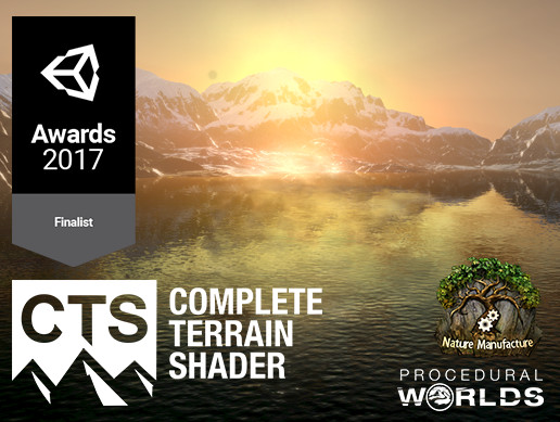 CTS - Complete Terrain Shader v1.9.0