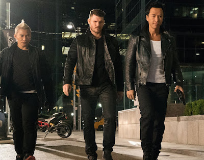Donnie Yen, Tony Jaa and Michael Bisping in xXx: Return of Xander Cage (3)