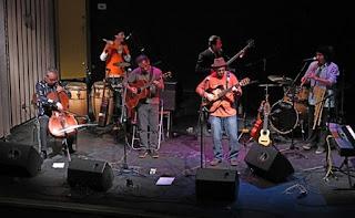 La Banda Entrama vuelve al Museo Violeta Parra en Santiago - Chile / stereojazz