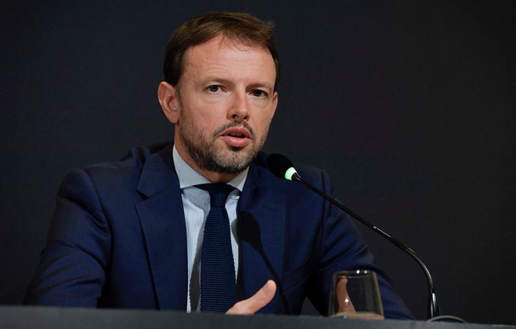 """Giorgio Ricci: """"Bitno je pokušati učiniti Serie A globalnijom"""""""