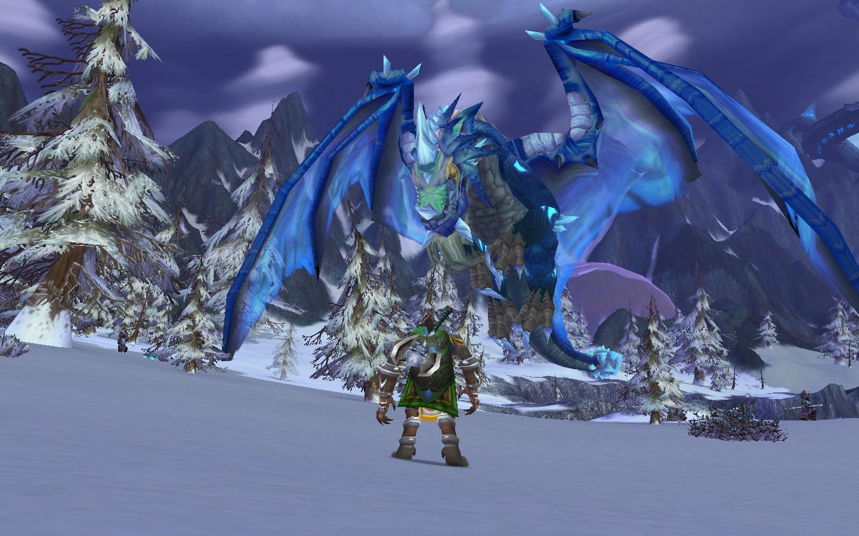 Blue Dragonflight Quests - 0425