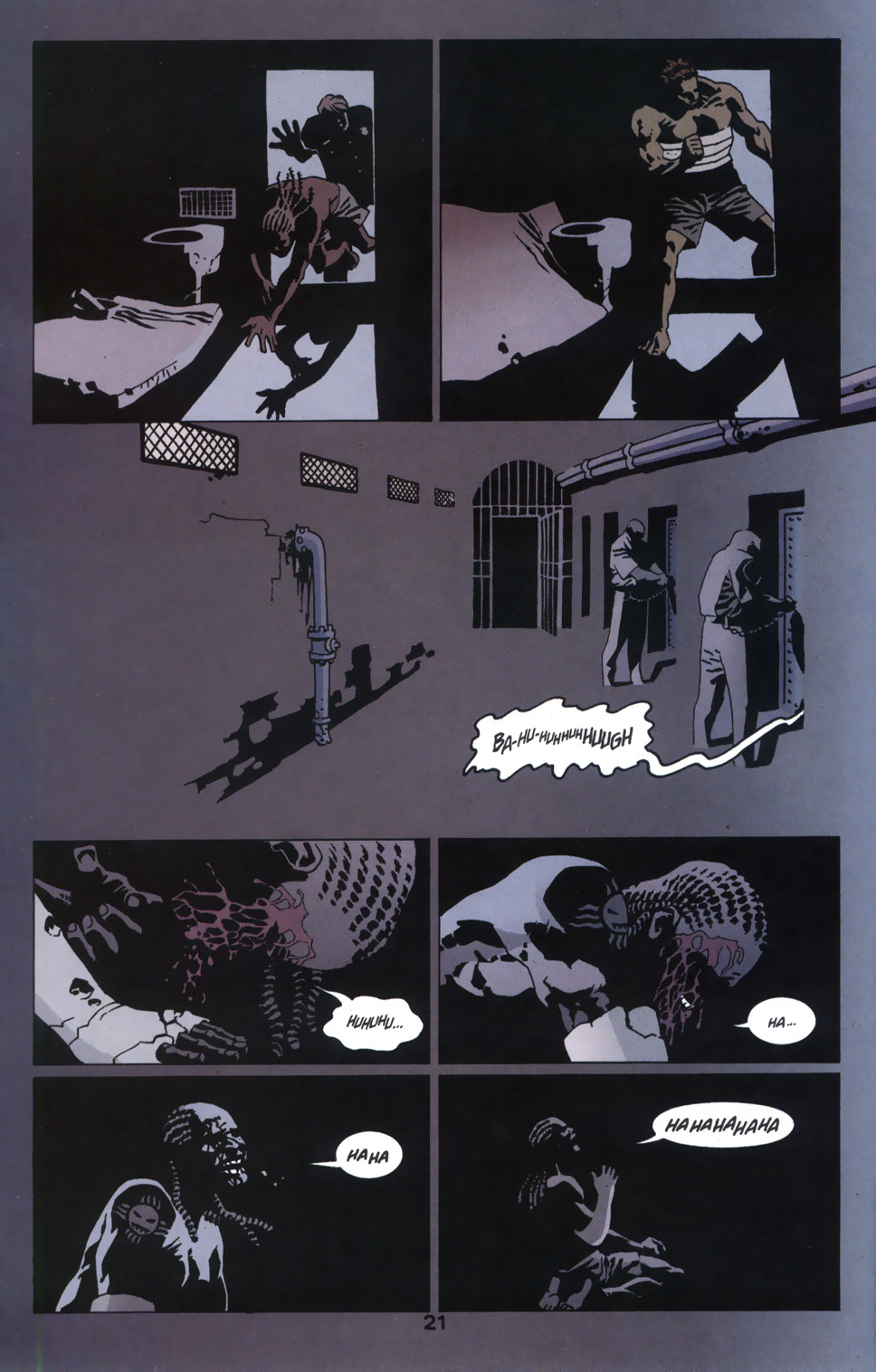 Read online 100 Bullets comic -  Issue #46 - 22