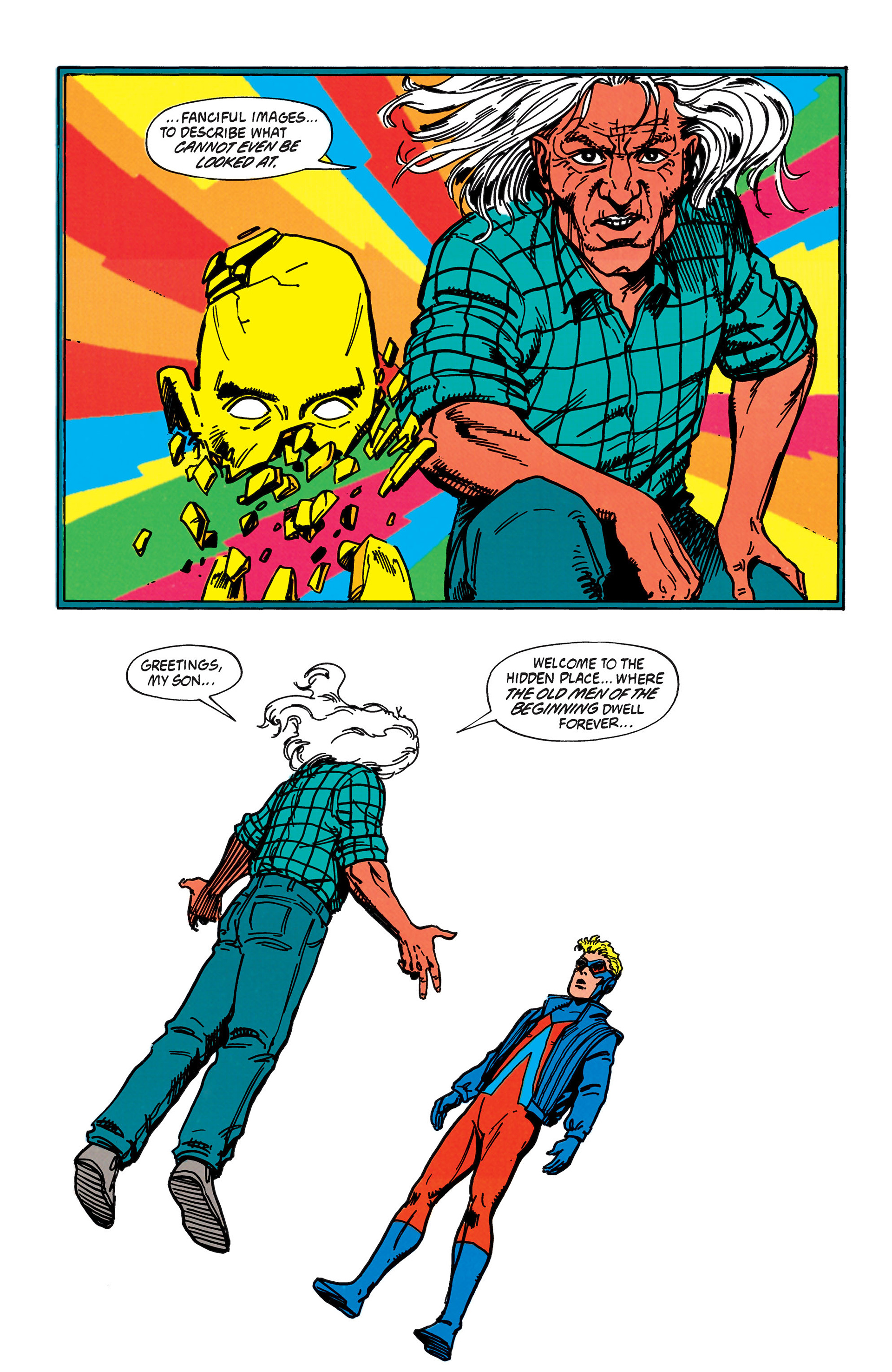 Read online Animal Man (1988) comic -  Issue #43 - 6