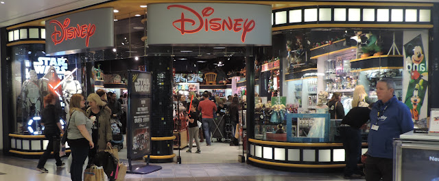 disney merchandising outlet southampton