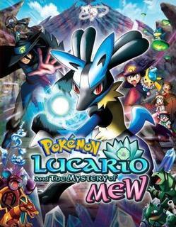 Pokemon 8: Lucario y el misterio de Mew – DVDRIP LATINO