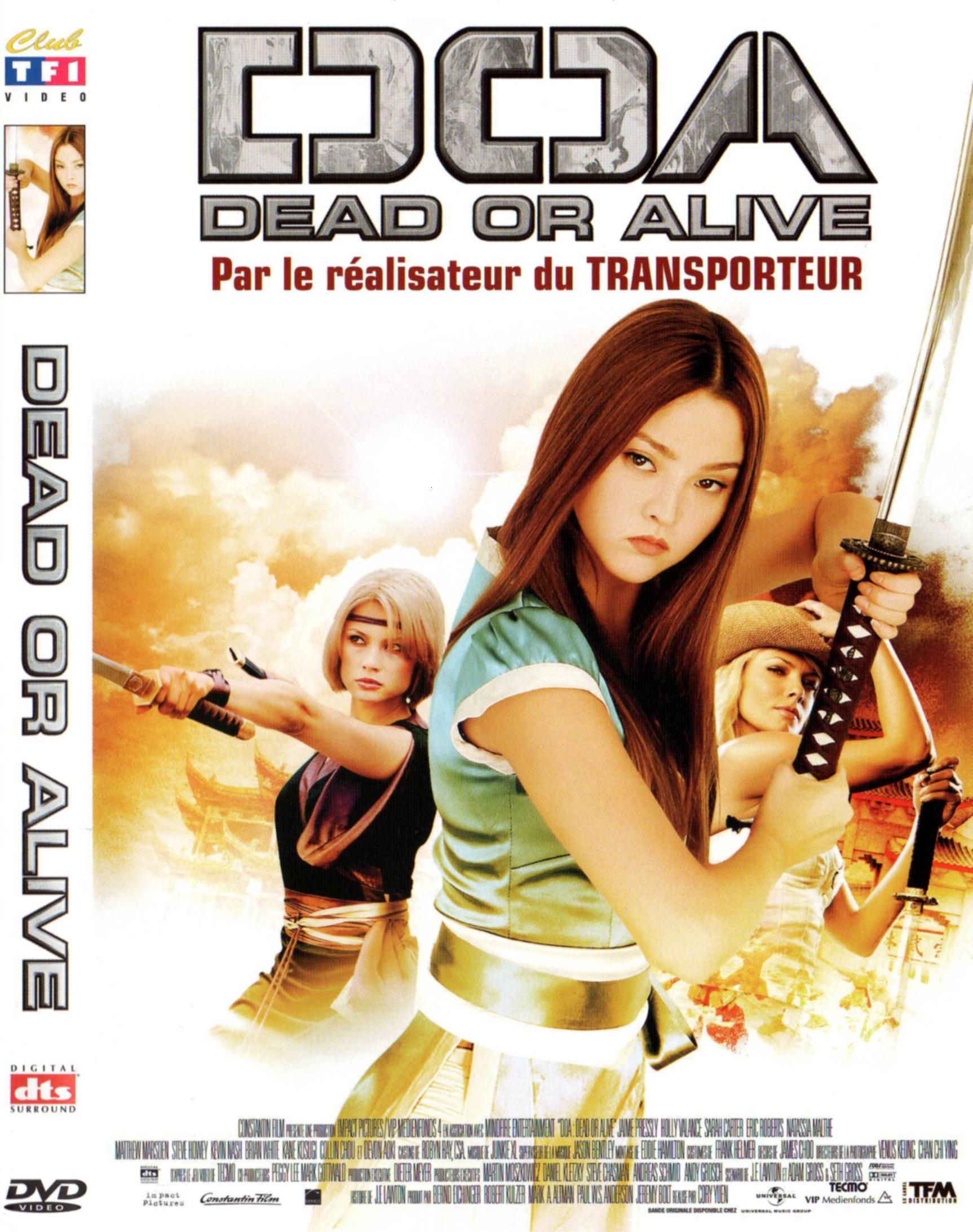 Buzzimage D O A Dead Or Alive 2006 Dvd