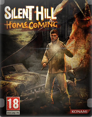 [Mac] Silent Hill Homecoming