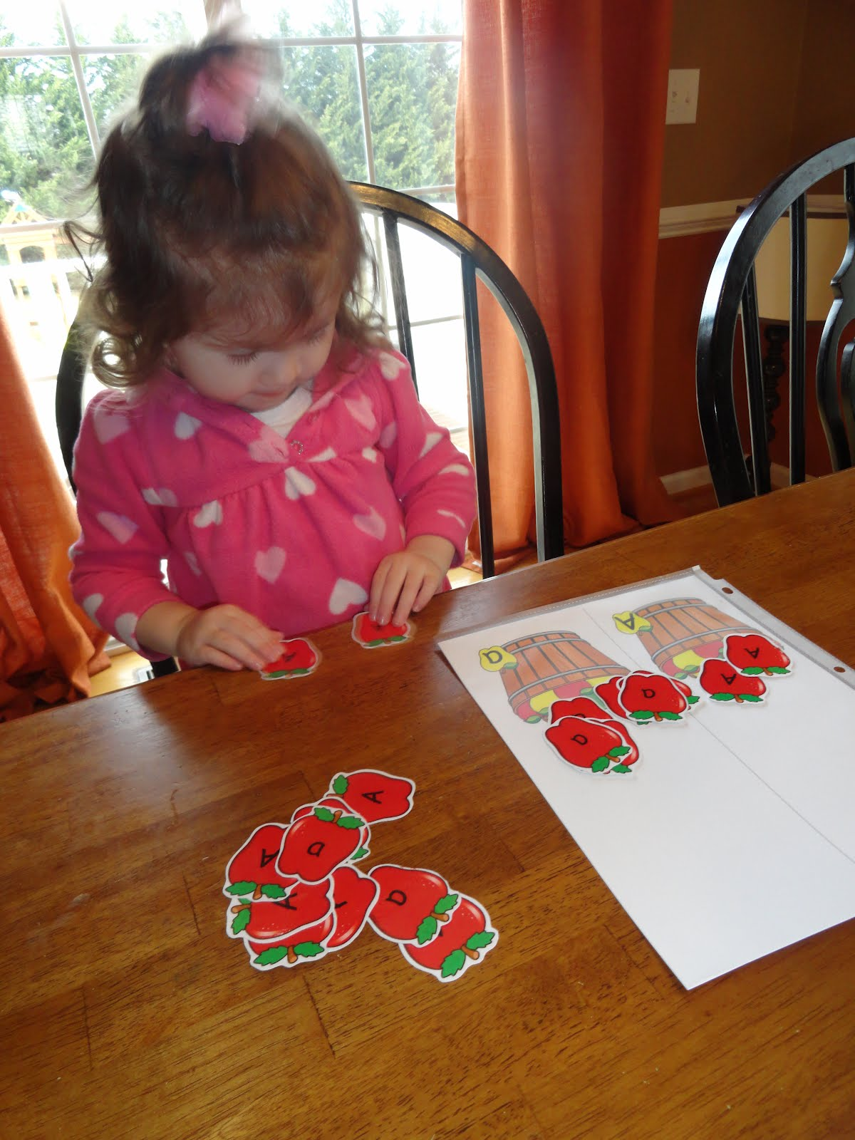Izzie Mac And Me Tot School Letter A With Free Printables