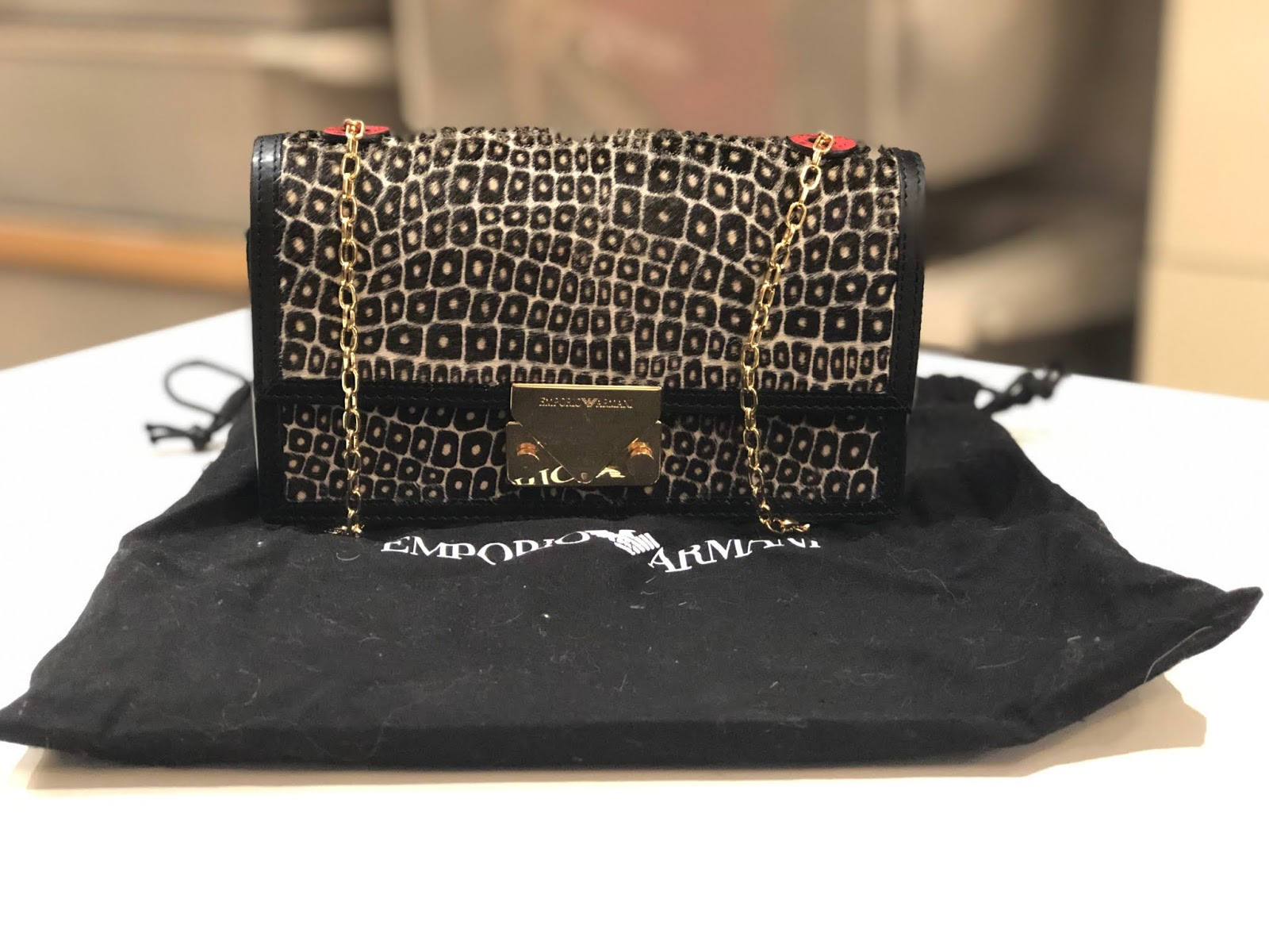 93b019d93303 These fun spins on these Fendi bags- just listed a ton of Fendi this week!  Top: Fendi Tan Zucca Baguette Bag W/ Embroidery & Lizard Trim Bottom: Fendi  Black ...