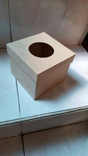 Custom Kotak Kayu