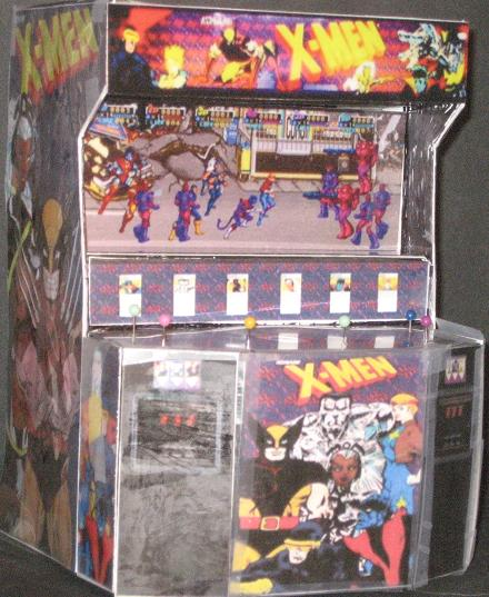Second attempt X-Men Arcade Six-Player! & Random Happenstance: Second attempt: X-Men Arcade Six-Player!