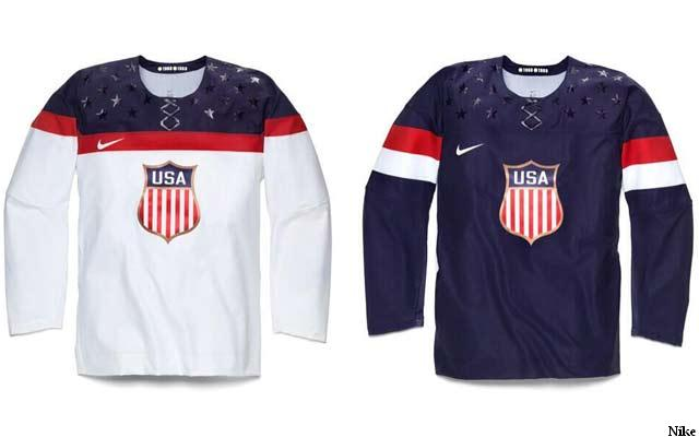 Nike deemed these uniforms to be based on