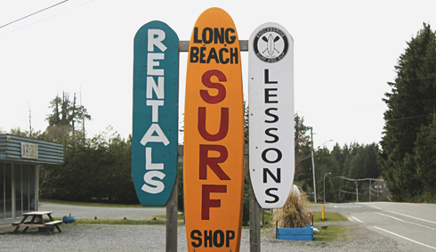 Ucluelet BC Vancouver Island