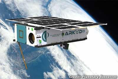 Mining an Asteroid – Private Spaceflight Company Takes First Steps