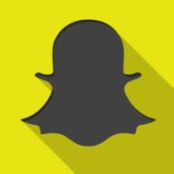 snapchat square icon