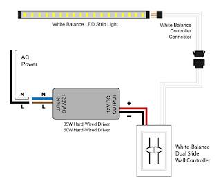 vlightdeco trading led wiring diagrams for 12v led lighting. Black Bedroom Furniture Sets. Home Design Ideas