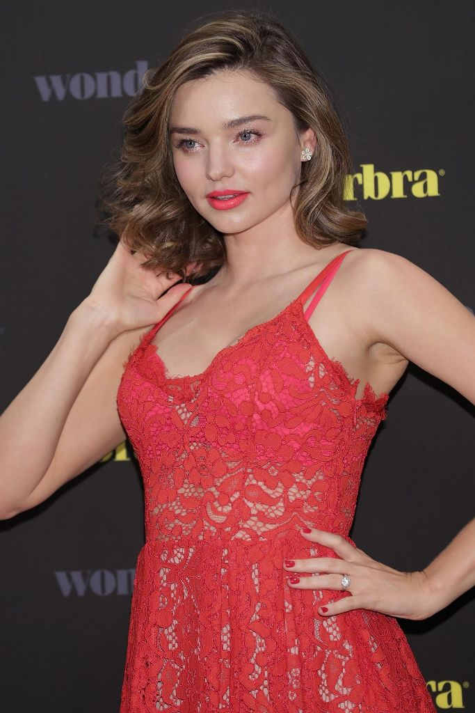 "Miranda Kerr S Best Style Looks Ever: The Great ""Wonderbra"" Hosted By Miranda"