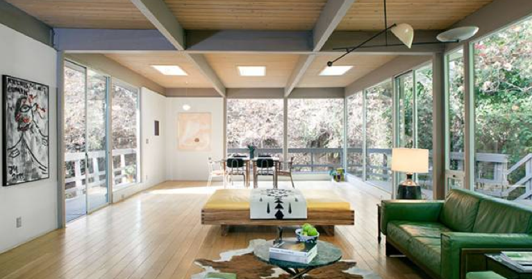 Modern Homes Los Angeles: Jan 19 Mid-Century Modern Open