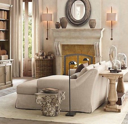 NEUTRAL HEAVEN - Interior Design and Mood Creation: French ...