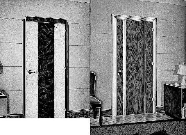1937 interior doors