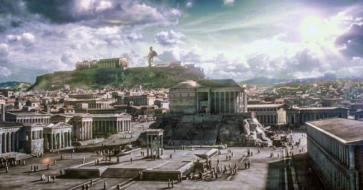 Πλάτων: περί της «ευλογημένης» Αττικής γης