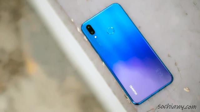 سعر ومواصفات هاتف  Huawei Nova 3i