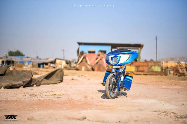 Maratha Motorcycles Dariasang price
