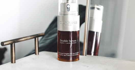 1 Year later.. Clarins Double Serum